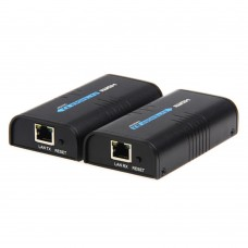 LKV373A HDMI Extender Converter Video Audio Extend Transmitter+Receiver Over Cat5e Cat6 1080P Up to 100m