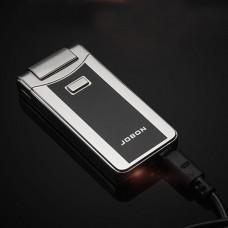 USB Charging Arc Ignition Lighter Electronic Windproof Cigarette Lighter for Men Women