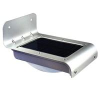 24 LED Solar Power Motion Sensor Garden Security Lawn Lamp Outdoor Waterproof Light