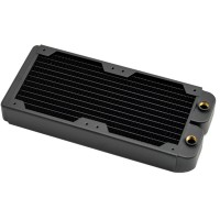 Magicool 240 Copper Water Cooling Cooler Radiator Heatsink Row Heat Exchanger Koolance Liquid-Cooled