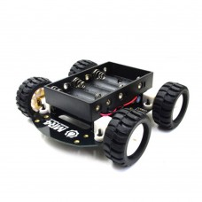 Arduino MR4 Smart Car Chassis 4WD Robot Car Chassis with N20 Motor for DIY