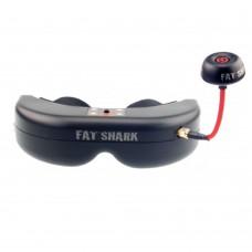 FatShark FPV Goggle Teleporter V5 Headset Head Tracker Video Glasses for RC Multicopter