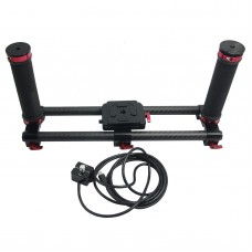 Beholder D2 Carbon Fiber Dual Handle + Quick-Release + Thumb Controller 1m for Gimbal Stabilizer Support DS1 MS1