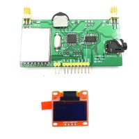 RX5808 5.8G 40CH Diversity FPV Receiver with OLED Display SMA DIY Part for FPV Racing Quadcopter