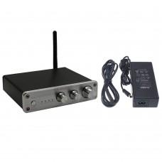 FX XL-2.1BL 2.1 Channel 50W+50W+100W Multimedia Audio Player Bluetooth Digital HIFI Amplifier w/Power Supply-White