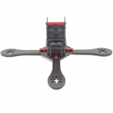 GEP-ZX5 Wheelbase 190mm 4-Axis Carbon Fiber Quadcopter Frame for FPV