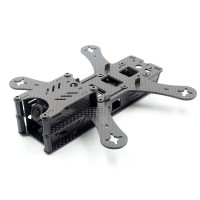 GEPRC GEP150 150mm 4-Axis 3K Carbon Fiber Racing Quadcopter Frame for FPV