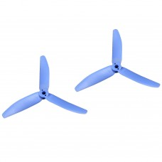 GEPRC 5040 5x4x3 CW CCW Propeller Props for FPV Racing Quadcopter Multicopter 10Pair -Blue