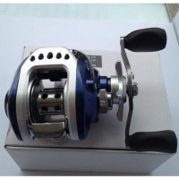 LIZARD FISHING Coil Gear Pesca 10BB Baitcasting High Speed Reels 6.3:1 Left Hand Bait Casting Carp Fishing Reel