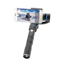 3-Axis Handheld Gimbal Stabilizer Brushless PTZ for Smartphone iPhone Feiyu G4 Plus