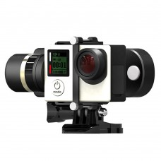 Wearable Gimbal 2-Axis Camera Stabilizer PTZ for Gopro 3 3+ 4 Feiyu FY Tech WG Mini
