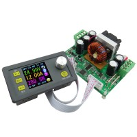 Power Supply Module Buck Voltage Converter Constant Voltage Current Step-Down Programmable LCD Voltmeter DPS3012