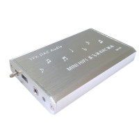 PCM2706DAC Audio HIFI Decoder TDA1305DAC Decoding USB Sound Card for Computer Support ASIO