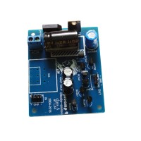 LJM PREAMP P9 Transistor Amplifier Board Class A Audio Power AMP with Potentiometer for DIY