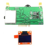 5.8G 40CH Diversity FPV Receiver with OLED Display RP-SMA DIY Part for FPV Racing Quadcopter RX5808