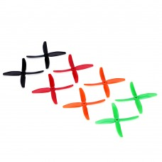 FPV Propeller 4-Blade Prop 5x4 CW CCW for Quadcopter Multicopter X50404 10 Pairs