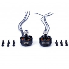 2300KV Multi-Rotor FPV Racing Motor CW CCW for Multicopter Quadcopter MR2205 1-Pair
