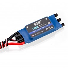 ESC 50A Electronic Speed Controller 2-6s Lipo for FPV Multicopter SimonK MB30050