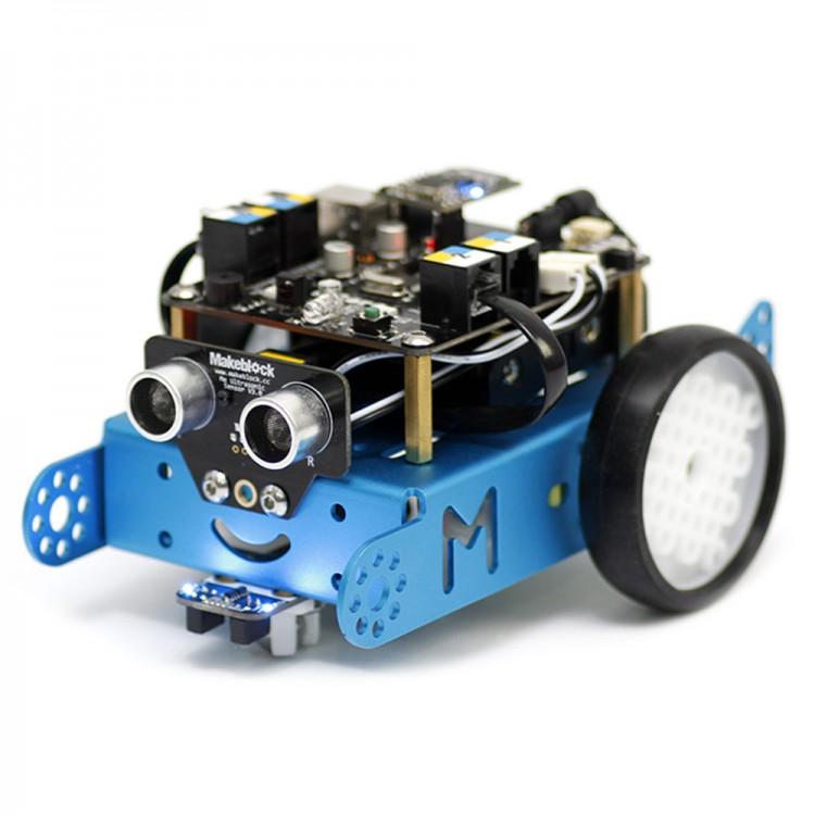 Makeblock Mbot Pink Programmable Educated Bluetooth Robot