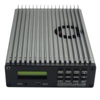 CZE-15B 0W-15W Professional PC Control PLL FM Transmitter Radio Broadcast