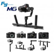 Feiyu MG V2 3 Axis Handheld Steady Gyro Gimbal Stabilizer 360 Degree for FPV DV Camera Aerial