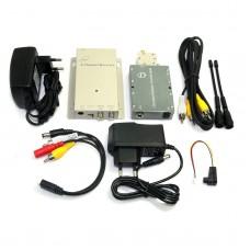 FPV 1.2GHz 5W 5000mW AV Transmission Transmitter & Receiver Set TX/RX Standard Version