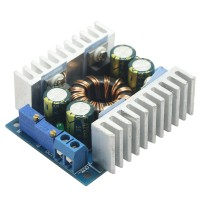 DC-DC Automatic Boost Buck Power Converter CC CV 5V-30V to 1.25V-30V 8A Voltage Step Up Down Module 100W Regulator