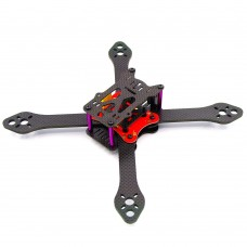 Reptile-Martian III 220mm 4-Axis Carbon Fiber Quadcopter Frame 3.5mm Arm for FPV