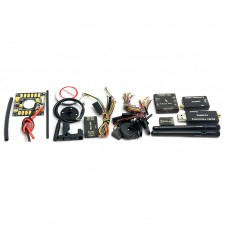 Complete Micro PX4 2.4.6 UAV 433mhz Flight Control Autopilot Combo for RC Multicopter