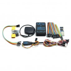 ARKBIRD 2.0 Flight Control + M8N GPS+ Airspeed Meter + Current Meter for Fixed-Wing FPV