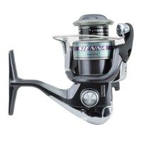 SHIMANO SIENNA 1000 FD 3+1BB Front Drag Spinning Fishing Reel Freshwater Feeder Carp Fishing Wheel