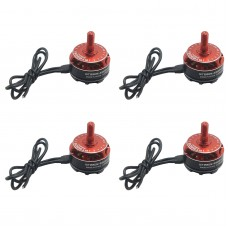 Rcinpower GT2205 2300KV Brushless Motor for FPV Racing Quadcopter Multicopter 4-Pack