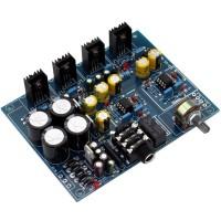 Headphone Amplifier Board HiFi AMP BD139 BD140 NE5532 for Audio DIY E3