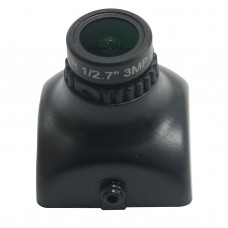 3MP FPV Camera NTSC with 2.8mm Lens FOXEER XAT1200M 16:9 1200TVL DC5-22V HS1189