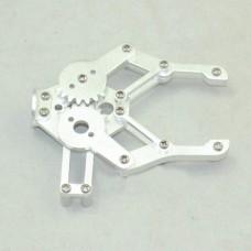 3 DOF Mechanical Clamp Claw Gripper w/Servo for Mechanical Robot Arm DIY-Silver
