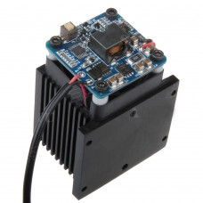 Blue Laser Module 445nm 5.5W with TTL Driver for Laser Cutter Engraving Machine CNC