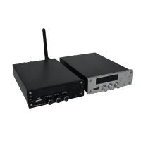 Digital HIFI Power Amplifier 2x70W Audio AMP Dual Channel Treble Bass Adjustment ZHILAI T10