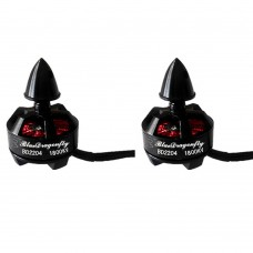 Brushless Motor 1800KV CW CCW Multirotor for FPV QAV250 280 Quadcopter BD2204 1-Pair