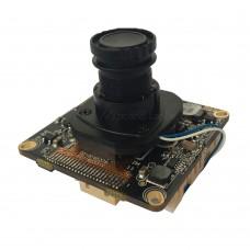 IP Camera 1.3 Mage CMOS Cam 960P Focus 3.6mm Audio Monitor Module 3518EV200+H81 960P Chip