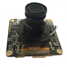 Webcam IP Camera Module Focus 3.6mm 2.0MP CMOS 1080P 3518EV200+F02
