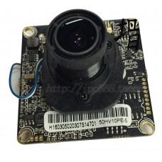 Webcam IP Camera HD Monitor 720P 1.0MP Focus 3.6mm Cam Chip Module 3518EV200+H42