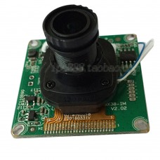 1.0MP Coaxial HF Camera Main Board 720P 3.6mm Analog Monitor Cam Module