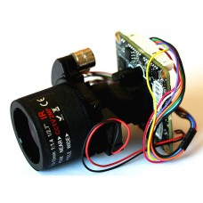 Camera Module 2.0MP 2.8-12MM Zoom Lens SONY322 CMOS Cam 53H20AF Support Android iOS Phone