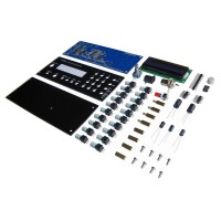 FG08504K Signal Waveform Generator Electronic DDS Digital Synthesis Function DIY Kit with Panel