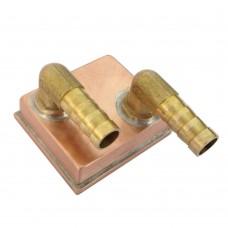 Water Cooling Block Liquid Cooler Radiator Copper Waterblock for Computer GPU CPU