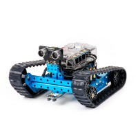 Robot Car Tank Kit mBot Ranger Educational Robotics for DIY Arduino Makeblock
