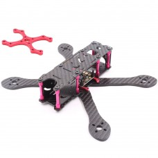 FPV Quadcopter Frame 4-Axis Carbon Fiber Drone 250MM w/Power Distribution Board GEPRC GEP-VX6