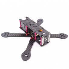 FPV Quadcopter Frame 4-Axis Carbon Fiber Drone 180MM w/Power Distribution Board GEPRC GEP-VX4