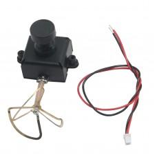 Eachine FPV Camera AIO 5.8G 40CH 25MW VTX 800TVL 1/3 Cmos for RC Quadcopter Drone EF-01