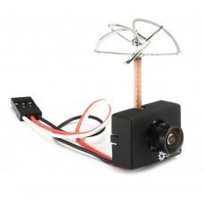 Eachine FPV Camera AIO 5.8G 40CH 25MW VTX 600TVL 1/3 CMOS for Quadcopter Multicopter Drone MC01